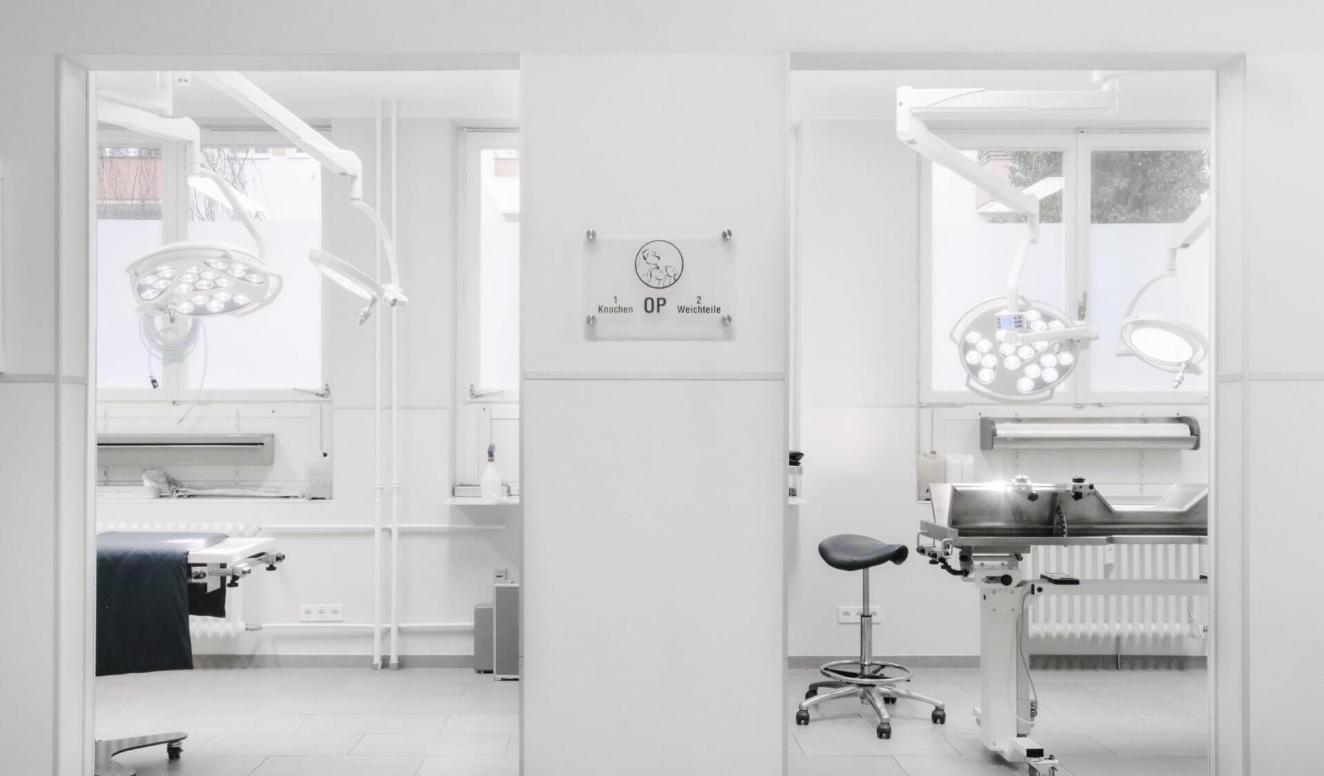 Tierarztpraxis Dr. Sörensen GmbH - Orthopädische Chirurgie