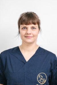 Nadja Goldbach - Tierarztpraxis Dr. Sörensen