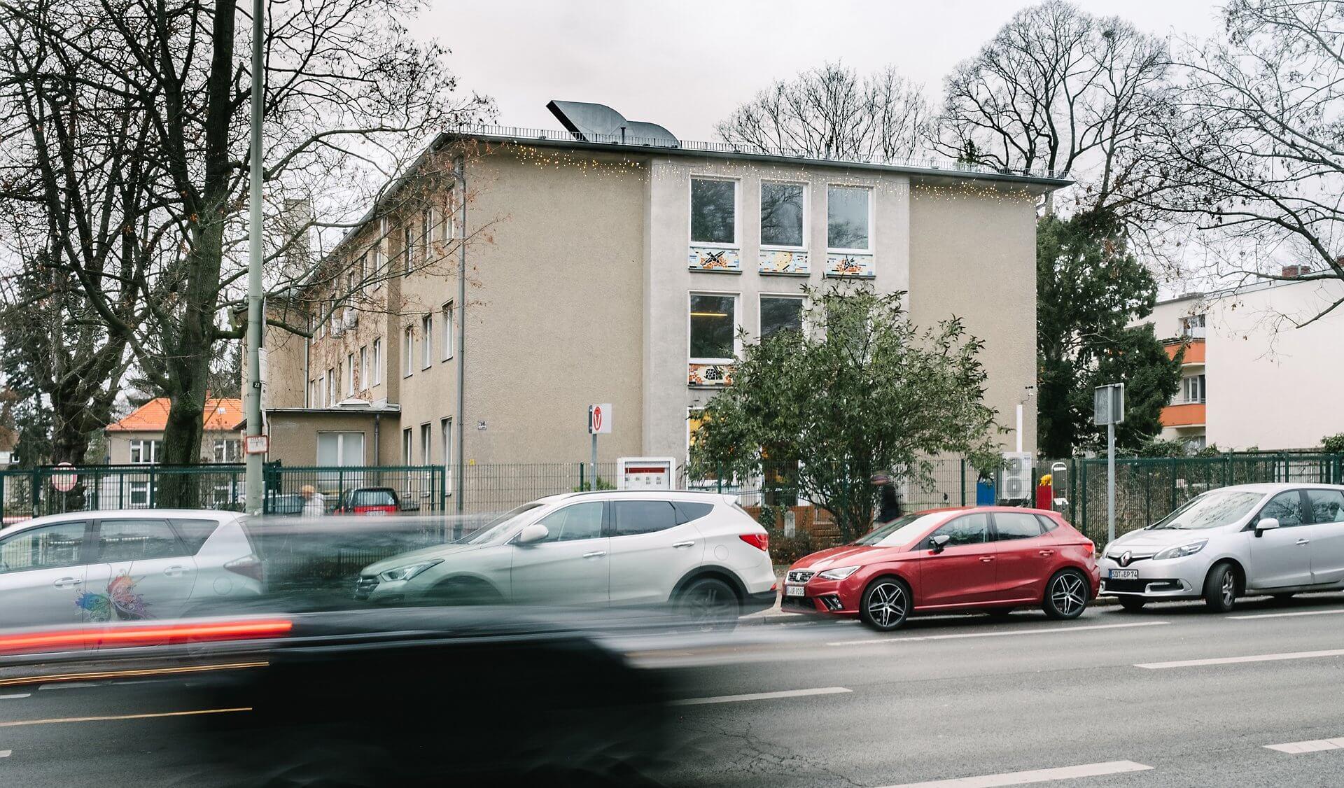 Tierarztpraxis Dr. Sörensen GmbH, Königsberger Str. 36, 12207 Berlin-Lichterfelde