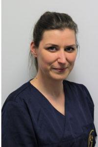 Christina Linneweber - Tierarztpraxis Dr. Sörensen
